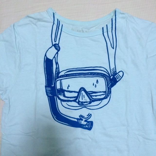 轉賣 so that's me 蜜桃棉 蛙鏡 tee t-shirt