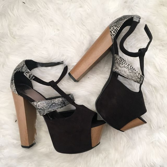 ASOS Platforms Size 37 *price Drop From $50!*