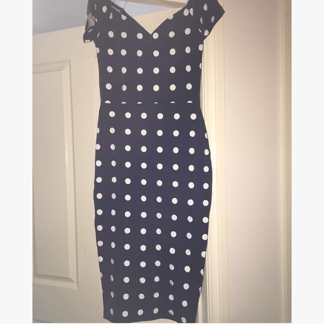 ASOS Sailor Dress Size 8