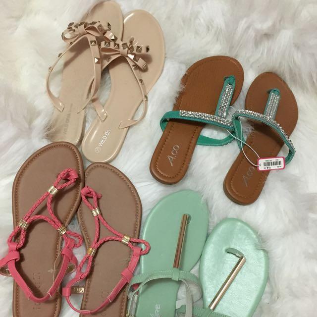 Assorted Sandals