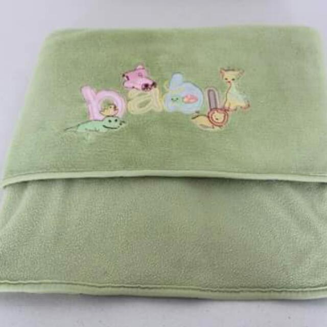 Baby Bunting Winter Blanket