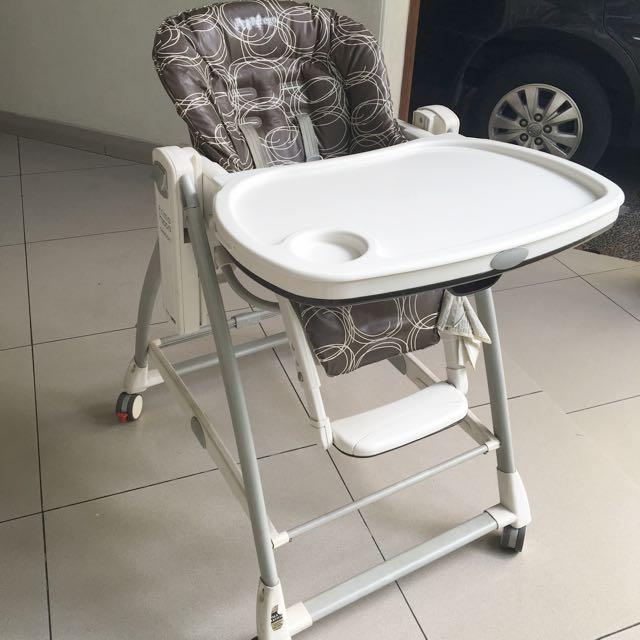 Baby Chair Merk Peg-Perego