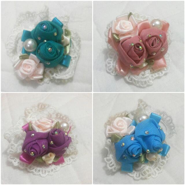 Bros Bunga Rose Vintage Cantik