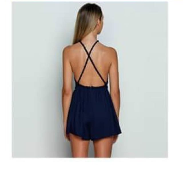 City Beach Play Suit