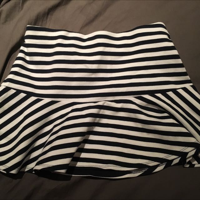 Flare Out Mini Skirt F21