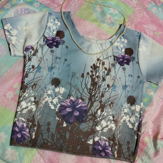 Floral Top ❤