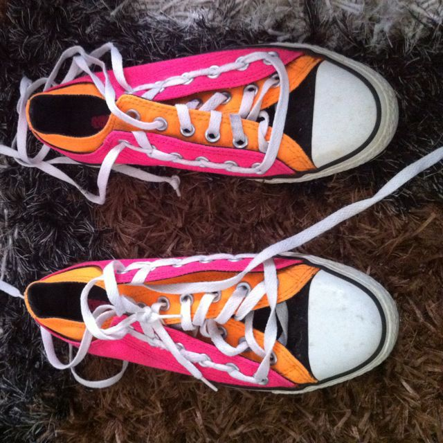 Funky And Trendy Converse Shoes