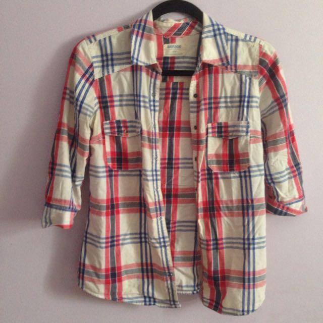 Garage Plaid Shirt