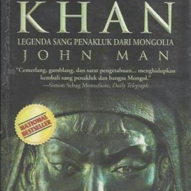 Gengis Khan Penakluk Mongol