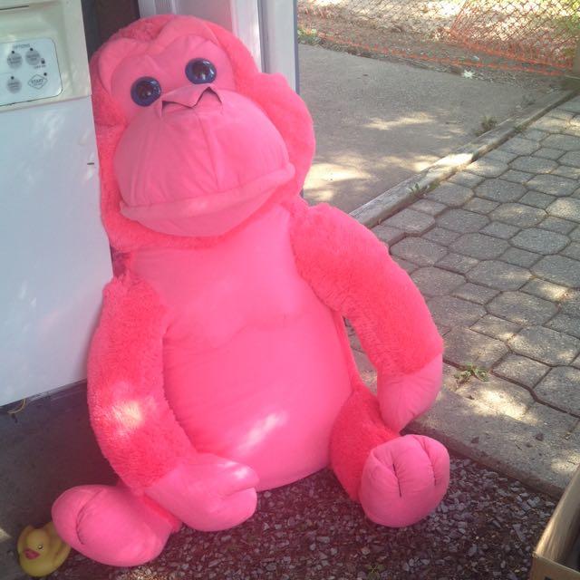 Gorilla Stuffed Animal