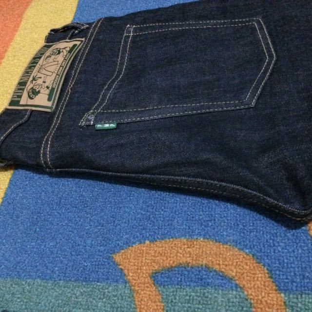 Jeans pot meets pop (pmp denim)