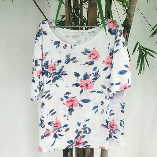 KAI Cotton Semi Crop Top