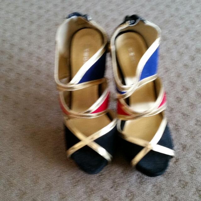 Ladies Dress Heels Size 39