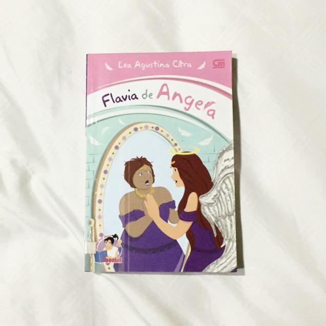 Lea Agustina Citra - Flavia De Angela Novel