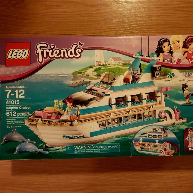 LEGO Friends Dolphin Cruiser Set