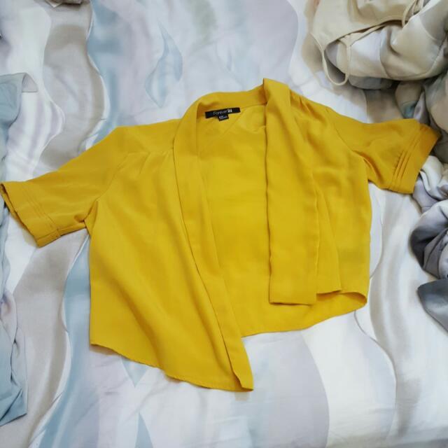 Luaran Kuning Forever21