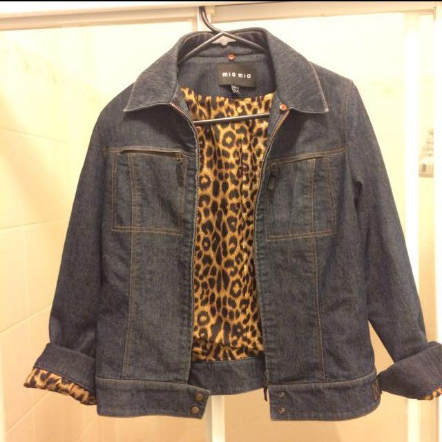Mia Mia Demin Jacket