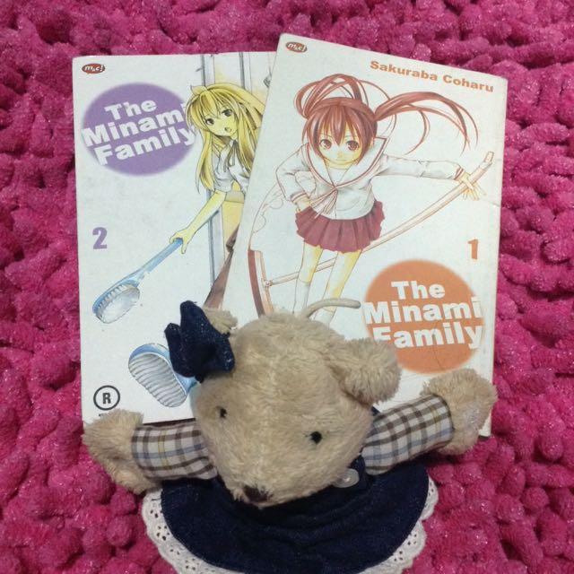 Minamy Family vol 1&2