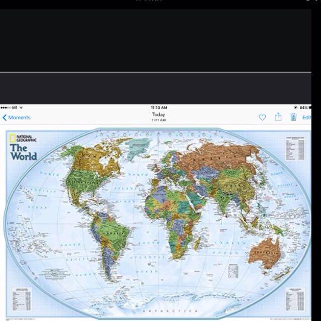 National geographic world map books stationery magazines photo photo gumiabroncs Choice Image