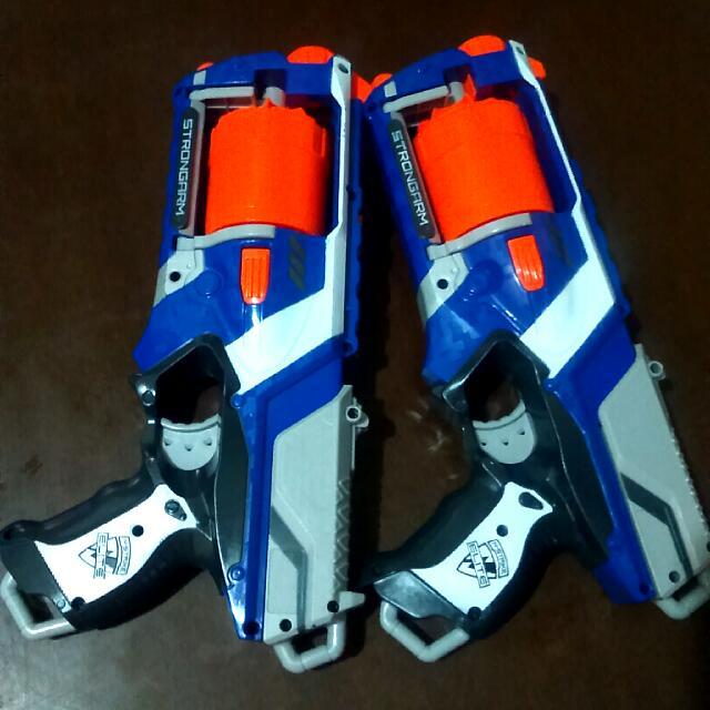 Nerf 'N STRIKE Elite Strongarm Blaster