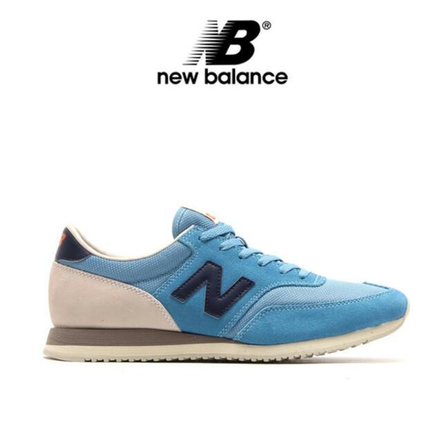 ✨NEW BALANCE CM 620 NLB 麂皮 復古 藍 水藍 經典 休閒 慢跑鞋