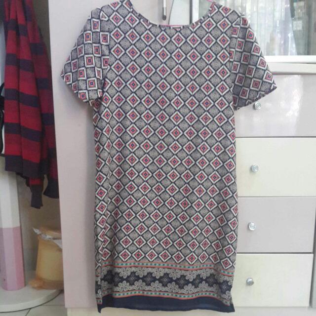 NEW LOOK Batik Dress