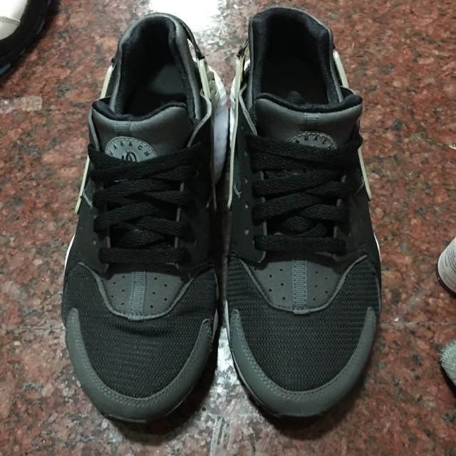Nike 黑灰武士 黑武士 24.5 /9成新 正版 佛價