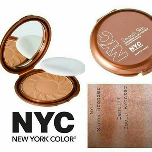 NYC Bronzing Face Powder