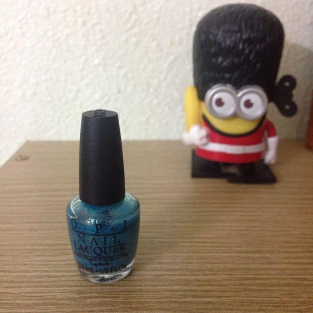 OPI Nail Polish (Mini,3.75ml)