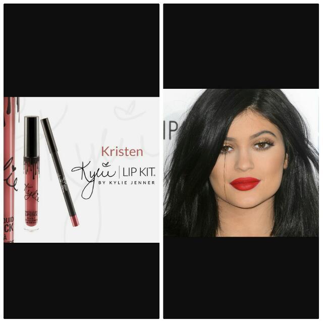 Original Kylie Lippies Set