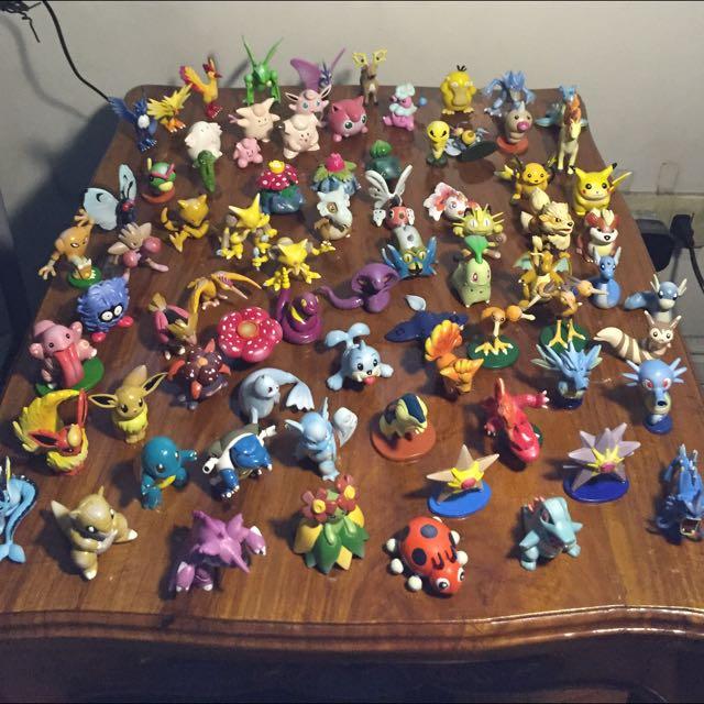 Pokémon collectibles