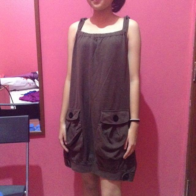 Preloved dress/outer