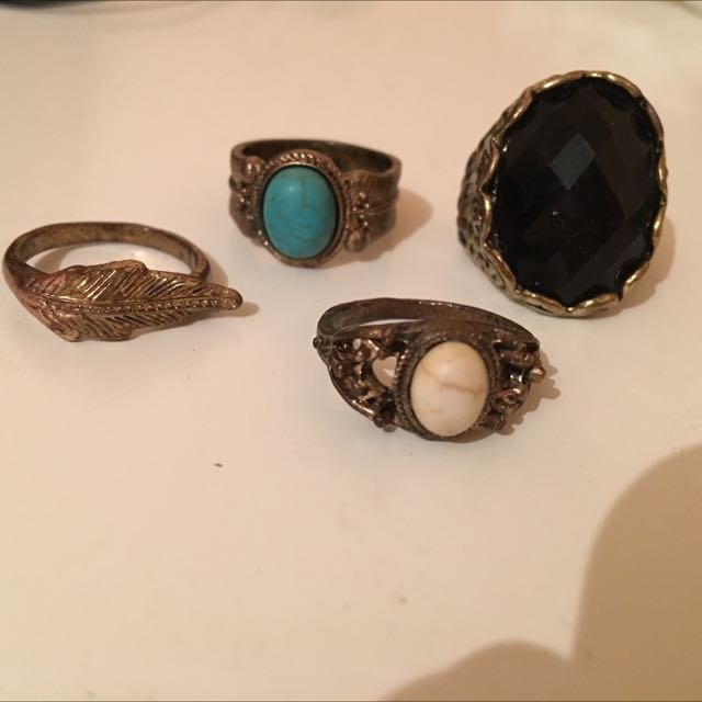 Rings Assortment