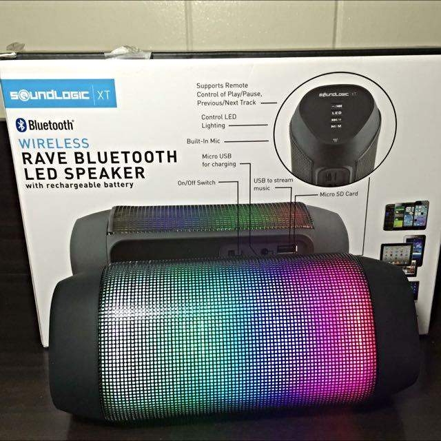 Slightly Used Bluetooth Speaker