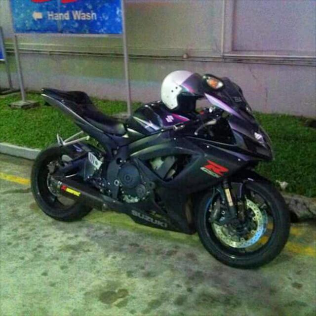 Suzuki Gsxr 750 K7 For Sale , Motorbikes on Carousell