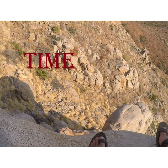 Check out my Poem: time