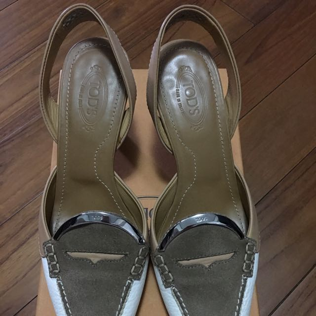 Tods 全新正品35.5