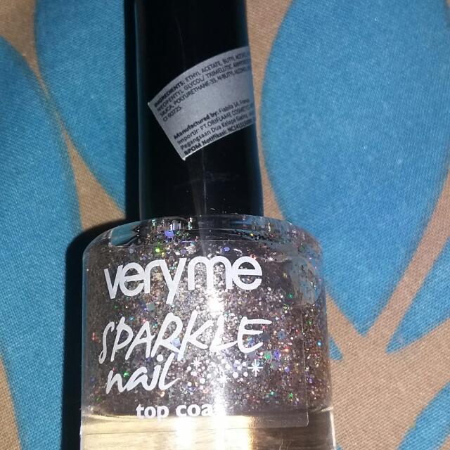 Very Me Sparkle Nail