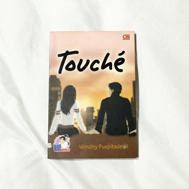 Windy Puspitadewi - Touche