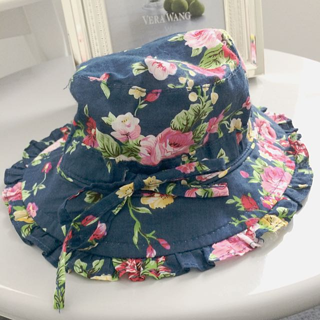 xs - Toshi Floral Sunhat