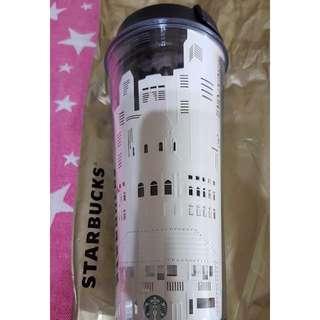 (399含郵)全新 starbucks 新加坡 隨手杯