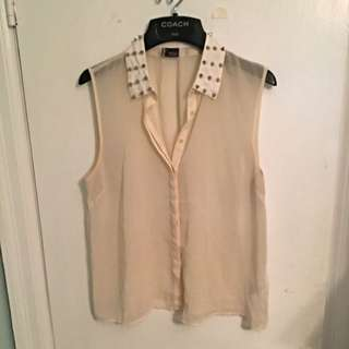 Urban Outfitters Chiffon Top