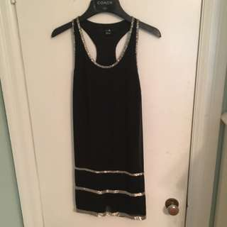Black Sparky Dress