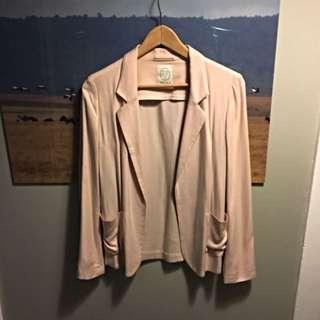Aritzua Blush Pink Jacket