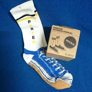 🚚 Porter襪