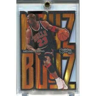 Michael Jordan 1998-99 Skybox Thunder Noyz Boyz