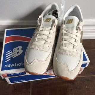 New Balance 620 For J Crew - Salt And Gold