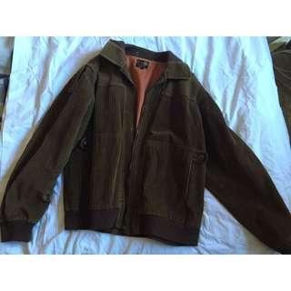 Vintage Cord Jacket
