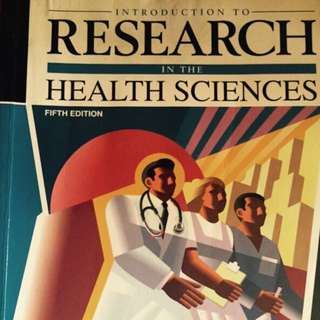 Health Science: Research Qualitative Approaches Class