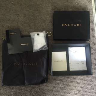 BVLGARI BOX SET